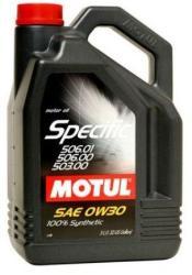 Motul Specific VW 506.01 / 506.00 / 503.00 0W30 (5L)