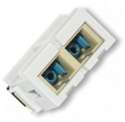 Nexans Adaptor Nexans LANmark-OF SC Duplex Snap-In Multimode (N205.619)