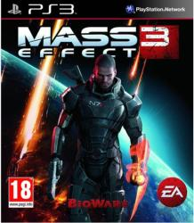 Electronic Arts Mass Effect 3 (PS3)