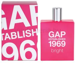 GAP Established 1969 Bright EDT 100ml