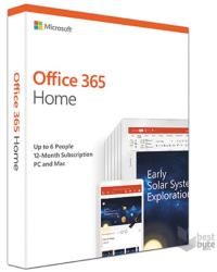 Microsoft Office 365 Home ENG 6GQ-01076