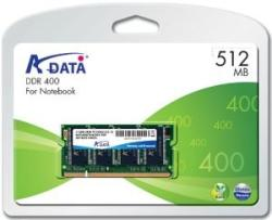 ADATA 512MB DDR 400MHz AD1S400A512M3-B