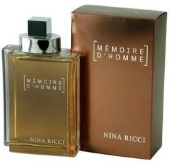 Nina Ricci Memoire D'Homme EDT 5ml