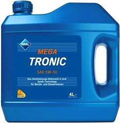 Aral Mega Tronic 5w50 (4L)