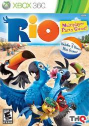 THQ Rio (Xbox 360)