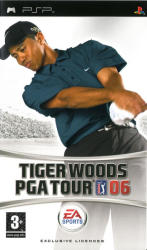 Electronic Arts Tiger Woods PGA Tour 06 (PSP)