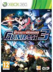 Koei Dynasty Warriors Gundam 3 (Xbox 360)