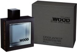 Dsquared2 He Wood Silver Wind Wood EDT 100ml