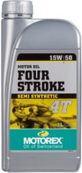 Motorex Four Stroke 15W-50 4T (1L)