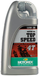 Motorex Top Speed 4T 10W-30 (1L)