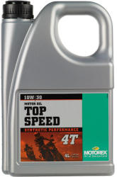 Motorex Top Speed 4T 10W-30 (4L)