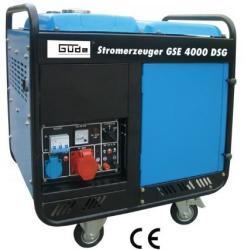 Güde GSE 4000 DSG - 40583