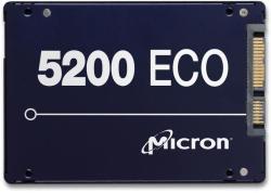 Micron 5200 ECO 2.5 3.84TB SATA MTFDDAK3T8TDC-1AT1ZABYY