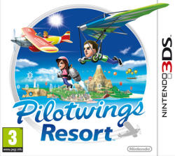 Nintendo Pilotwings Resort (3DS)