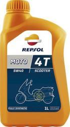 Repsol Moto Scooter 4T 5W-40 (1L)