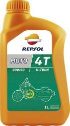 Repsol Moto V-Twin 4T 20W-50 (1L)