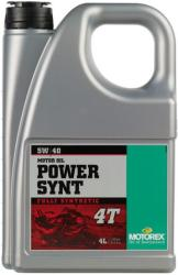 Motorex Power Synt 4T 5W-40 (4L)