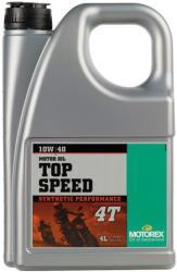Motorex Top Speed 4T 10W-40 (4L)