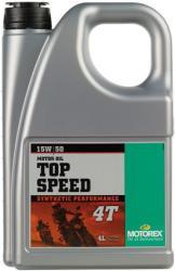 MOTOREX Top Speed 4T 15W-50 (4L)