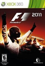 Codemasters F1 Formula 1 2011 (Xbox 360)