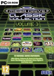 SEGA Mega Drive Classic Collection Volume 3 (PC)