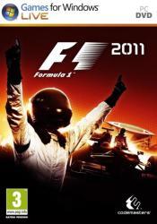 Codemasters F1 Formula 1 2011 (PC)