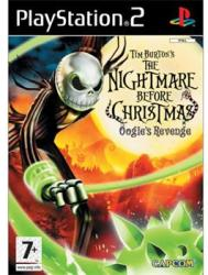 Capcom Tim Burton's The Nightmare before Christmas Oogie's Revenge (PS2)