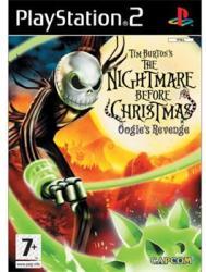 Capcom Tim Burton's The Nightmare before Christmas Oogie's Revenge (PS2)