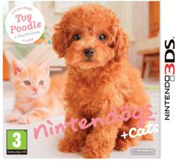 Nintendo Nintendogs + Cats Toy Poodle & New Friends (3DS)