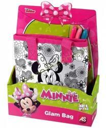 AS Company Minnie színezhető válltáska filctollal (1080-05150)