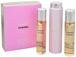 CHANEL Chance (Refills) EDT 3x20ml