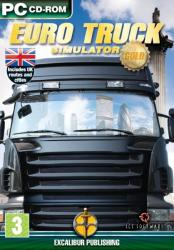 Excalibur Euro Truck Simulator [Gold Edition] (PC)