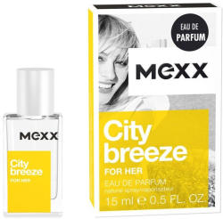 Mexx City Breeze For Her EDP 15ml