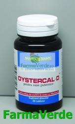 Walmark Naturline Bounty Oystercal Calciu 500 mg + Vitamina D Natures's Bounty Walmark