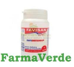 FAVISAN Faviosteosan 70 capsule Favisan