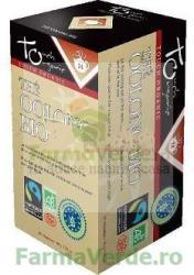 Management&development Services Mds Ceai Albastru Verzui Oolong Eco Tocuch Organic 24 plicuri X 2 gr MDS