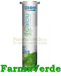 LABORMED Calciu + D3 efervescent 500 mg 20 Cpr Ozone Labormed
