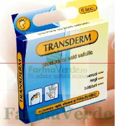 Synco Deal Helpic Transderm plasture bataturi, negi acid salcilic 6 bucati Synco