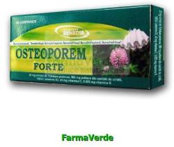 Remedia Osteoporem Forte 40 cpr Remedia