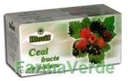 NATURAVIT Ceai Fructe De Padure Biovit 20 doze Naturavit