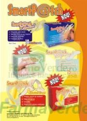 SMARTPATCH Plasturi cu gel Hidrocoloidal pentru Arsuri 4 buc SmartPatch