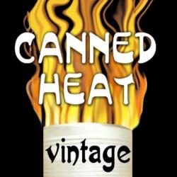 Canned Heat VINTAGE - facethemusic - 2 690 Ft