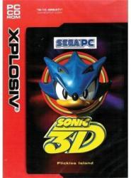 SEGA Sonic 3D Flickie's Island [Xplosiv] (PC)