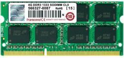 Transcend 4GB DDR3 1333MHz JM1333KSN-4G