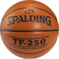 Баскетболна топка Spalding TF250 размер 7