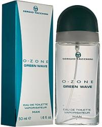 Sergio Tacchini O-zone Green Wave for Men EDT 30ml