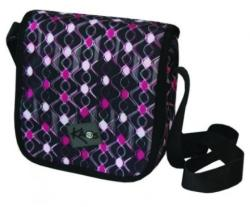 Kaos - Чанта за рамо Pink Waves