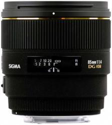SIGMA 85mm f/1.4 EX DG HSM (Nikon)