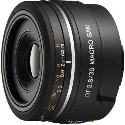 Sony SAL-30M28 DT 30mm f/2.8 SAM Macro