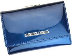 Gregorio kék Valódi bőr Pénztárca (h SH-117 7 1) bc3a169c4d